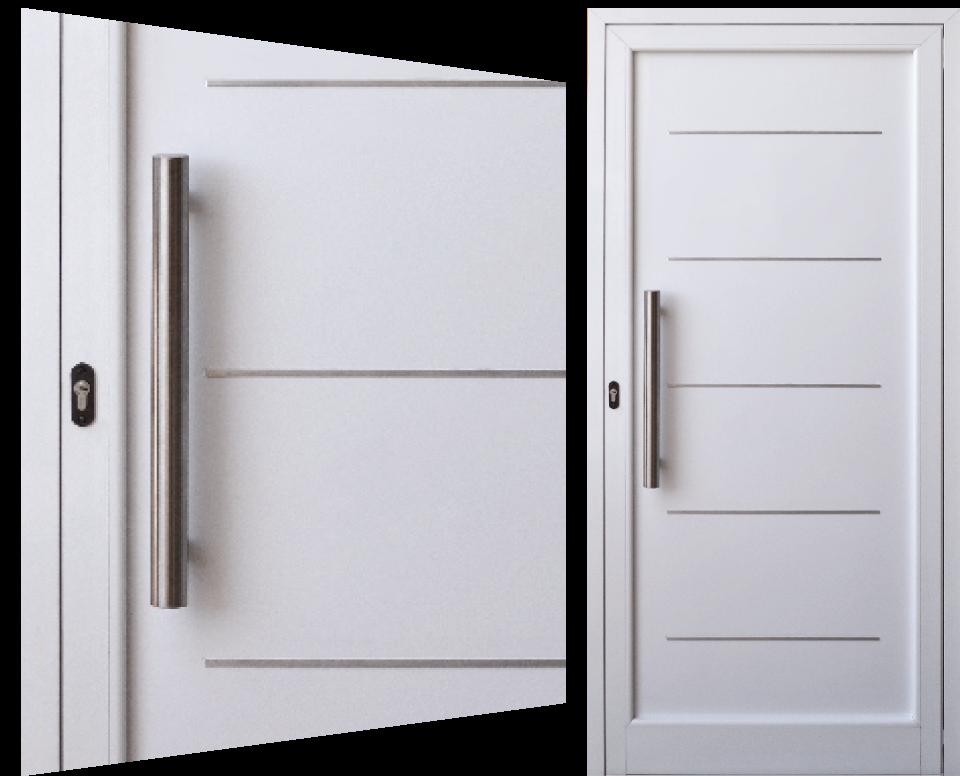 Puertas de entrada de aluminio modernas good dise os de for Precios de aberturas de aluminio en la plata